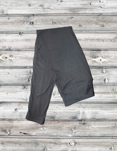 6020 - Charcoal Solid Yoga
