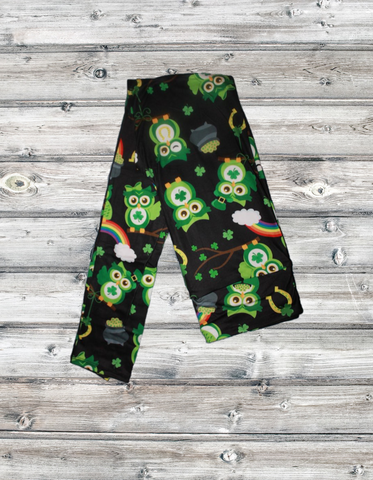 6045 - St. Patty's Owls - Custom