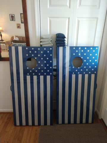 Custom Cornhole Board Sets
