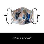 Ballroom - Face Shield - PRE-ORDER - ETA End July 2020