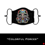 Colorful Forces - Face Shield - PRE-ORDER - ETA End July 2020