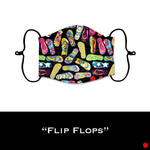 Flip Flops - Face Shield - PRE-ORDER - ETA End July 2020