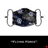 Flying Force - Face Shield - PRE-ORDER - ETA End July 2020