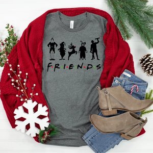 120919 - Friends - Christmas - * Pre-Order* - Screen Print