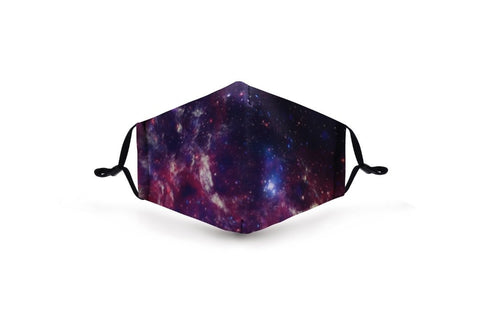 Galaxy In Stock Face Shield