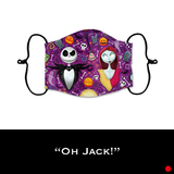 Oh Jack - Face Shield - PRE-ORDER - ETA End July 2020