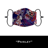 Paisley - Face Shield - PRE-ORDER - ETA End July 2020
