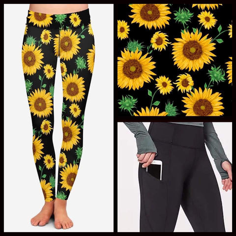 110119 - Pocket Sunflower - ** PRE-ORDER ETA LateDecember/Early January**