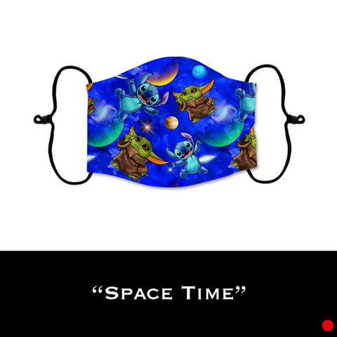 Space Time  - Face Shield - PRE-ORDER - ETA End July 2020