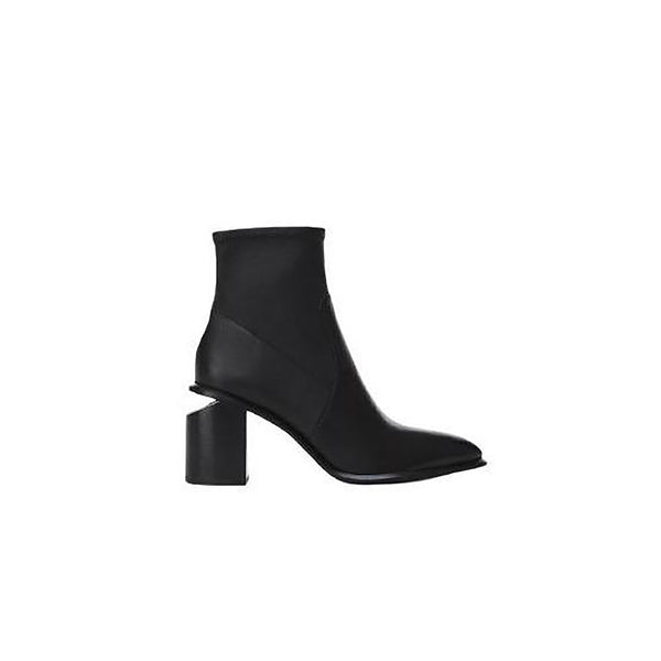 Alexander Wang Anna Stretch Black Boots