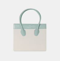 Apede Mod Mint Smiley Tote