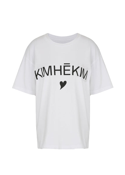 Kimhekim Heart T-shirt