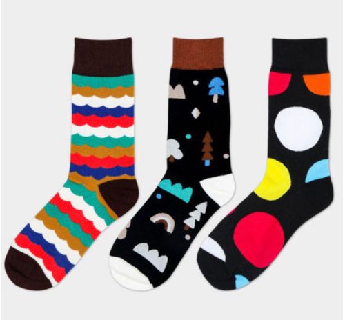 1 Month Sock Subscription (2 Pairs)