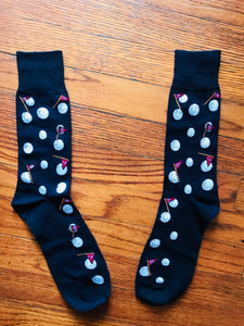 Golf, Men's Mid Calf Dress Socks