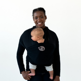 Hugging Hazel Baby Wrap Carrier