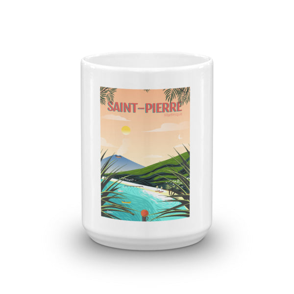 Saint-Pierre Mug