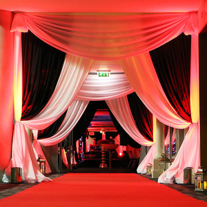 Bespoke Drape Display