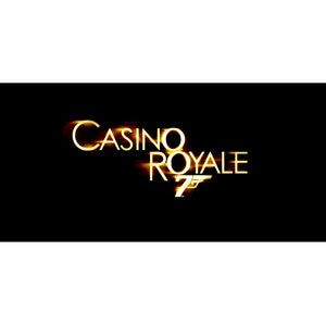 Casino Royale Display Sign