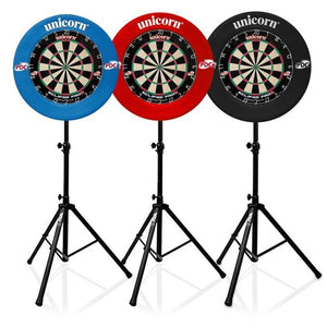 Dart Board and Stand