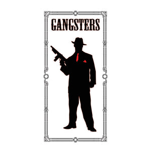Gangster Card Display 7ft