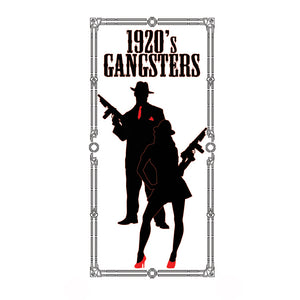 Gangsters & Molls Card Display 7ft