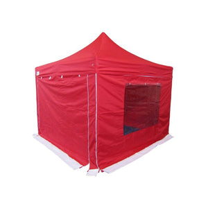 Gazebo Red 3mx3m