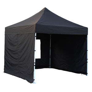 Gazebo Black 3mx3m