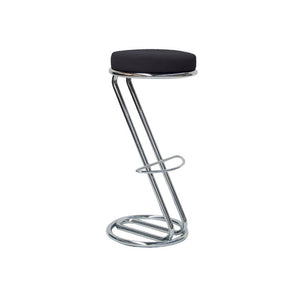 High Stool Black