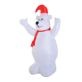 Inflatable Polar Bear 2.4m