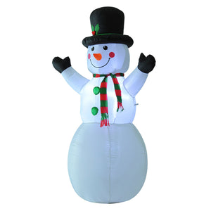 Inflatable Snowman 2.4m