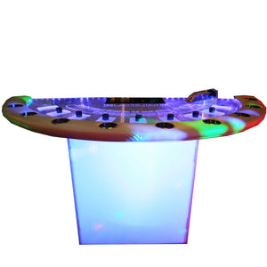 LED 3 Card Poker Table