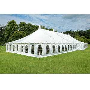 Marquee with flooring 20x40