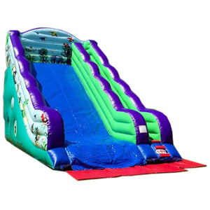 Mega Slide Blue/Green
