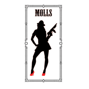 Molls Card Display 7ft