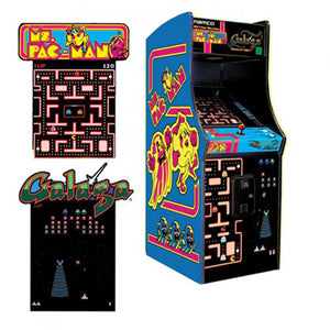 Ms Pac Man / Galaga Arcade 2 Game Collectors Edition