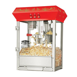Popcorn Machine 100 servings and cones
