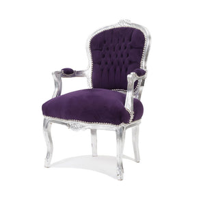 Santas Chair Purple