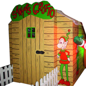 Santas Grotto - Enclosed