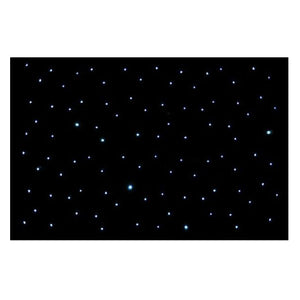 Star Cloth Backdrop 20ft