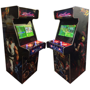 Street Fighter Arcade - Black