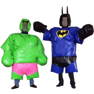 Super Hero Sumo Suit Adult