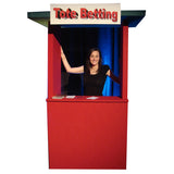 Tote Booth Red