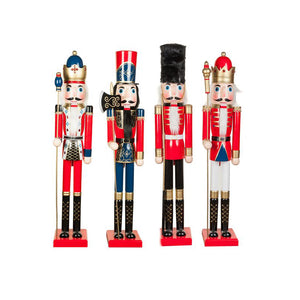 Wooden Nutcracker 1.2m