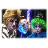 Halloween Beetlejuice Character Entertainer