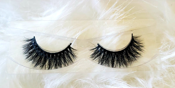 Bad Girl, 3D Faux Mink Lashes
