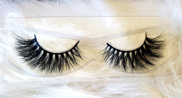 Boss Chick, 3D Mink Lashes