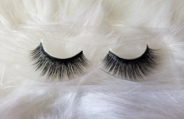Fiesty, 3D Mink Lashes