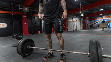RokFit goes 'Deep Cover' at CrossFit CenterMass