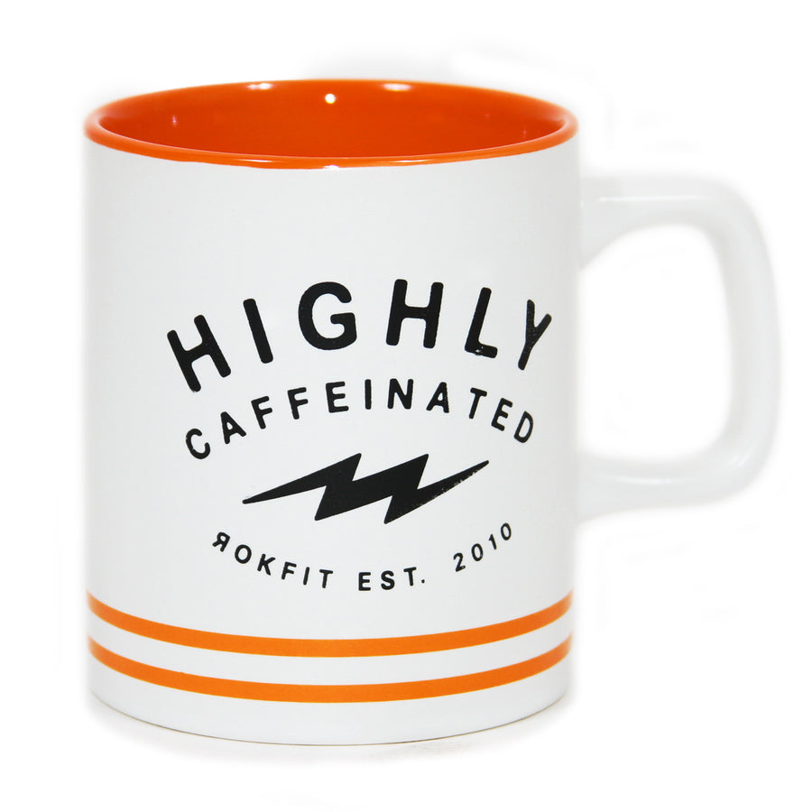 Highly Caffeinated Mug