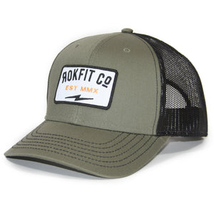 Octane Patch Trucker Hat